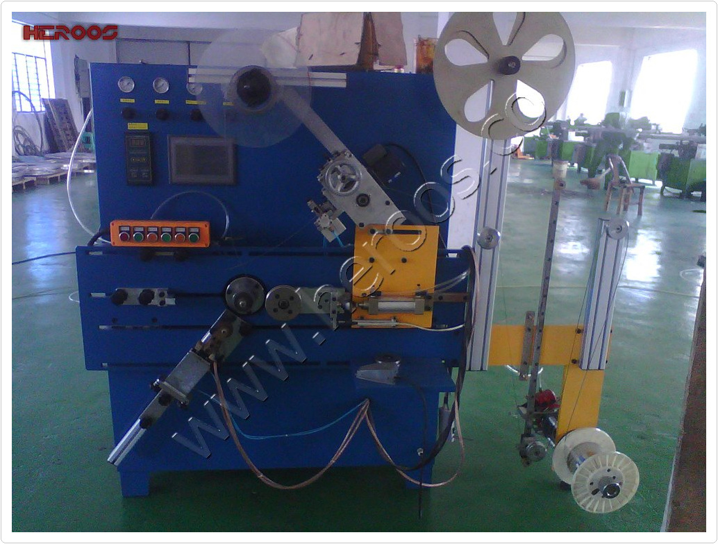 Medium CNC Spiral Wound Gaskets machine 2