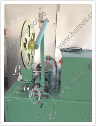 Small Winding Machine for Spiral Wound Gasket 4