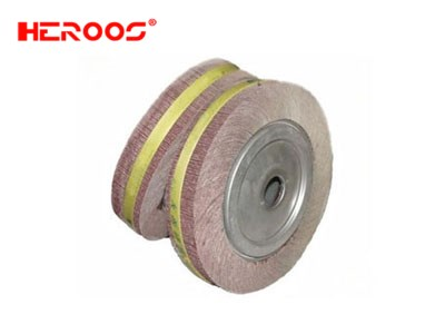 Emery cloth Polishing wheel
