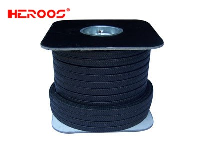Graphited PTFE Packing with oil