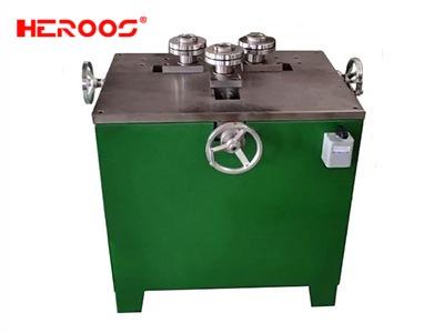 Metal ring bending machine for gaskets ring