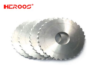 Milling Ring and Chamfering Blade