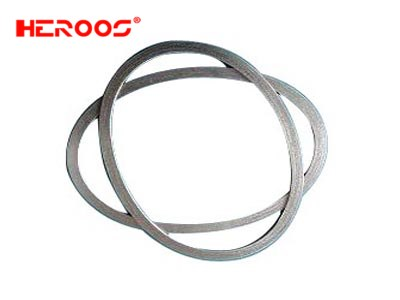 Non-rounded Spiral wound Gasket
