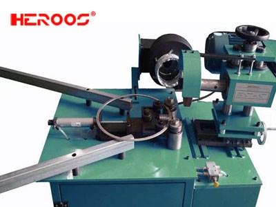 metal ring polishing machine
