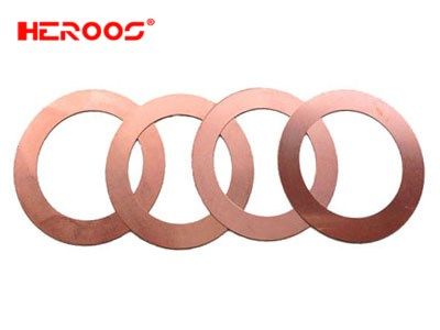 Solid Copper Gaskets